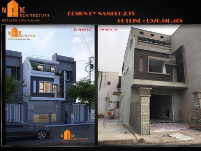 Tổng hợp 10 mẫu thiết kế nhà lô kiến trúc hiện đại tiện nghi