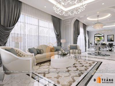 Thiết kế nội thất căn hộ Vinhomes Iperia Paris 05-12B - Hải Phòng