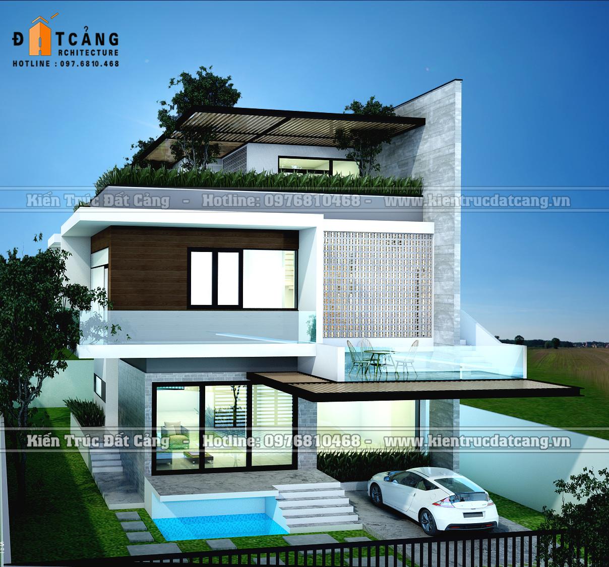 Công ty chuyên thiết kế biệt thự đẹp và uy tín tại Hải Phòng